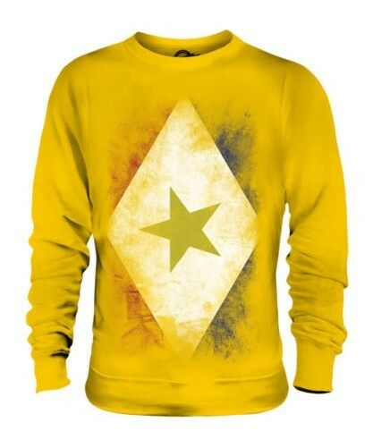 SABA FADED FLAG UNISEX SWEATER TOP FOOTBALL GIFT SHIRT CLOTHING JERSEY