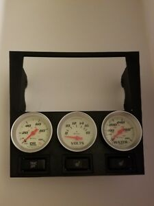 Dash-Kit-Gauge-Pod-Radio-Install-for-Lexus-is300-Altezza-99-05-retain-3-switch