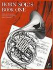 Horn Solos: (horn and piano): Bk. 1 by Faber Music Ltd (Paperback, 1998)