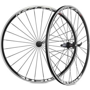 Ruote Bici Corsa Miche Reflex RX7 Dark Copertoncino Shimano Bike Wheels Strada