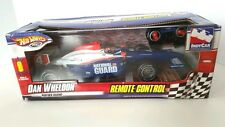 Dan Wheldon # 4 Remote Control Car- Hot Wheels- Indie Car series-National Guard
