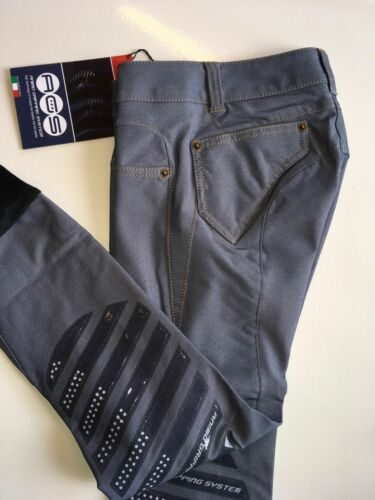 Animo Breeches with Animo Gripping System Blue Brand New
