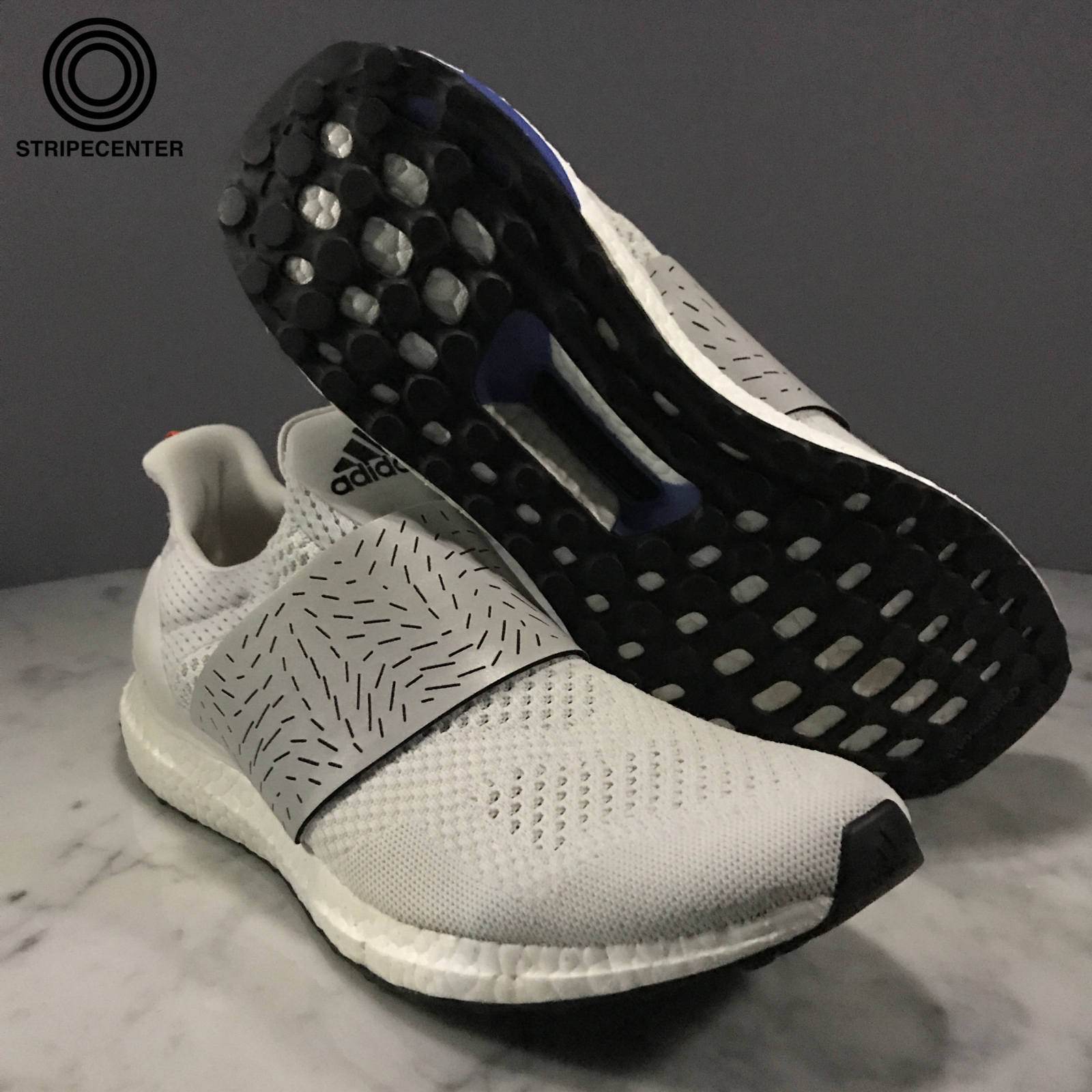 adidas Ultra BOOST 1.0 LTD 'WOOD WOOD' - VINTAGE WHITE/SOLID GREY - AF5779