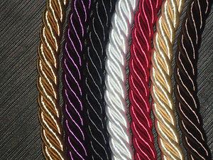 raffhalter seilhalter gardinen vorhang deko kordel wei rot braun lila schwarz ebay. Black Bedroom Furniture Sets. Home Design Ideas