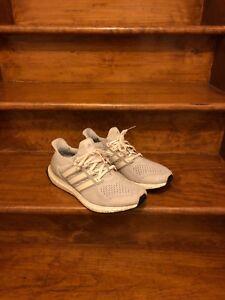 369165fb084 Adidas Ultra Boost Ltd. 1.0 Chalk Cream AQ5559 US Men s Size 10