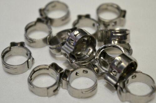 SAECO Set Pezzi di ricambio Oetiker morsetto D = 9,5 Primea//ODEA//talea /& identici 1-20 pezzi