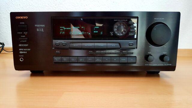 Onkyo TX-SV545 5.1 Pro Logic Receiver 355 W Surround / 200 W Stereo