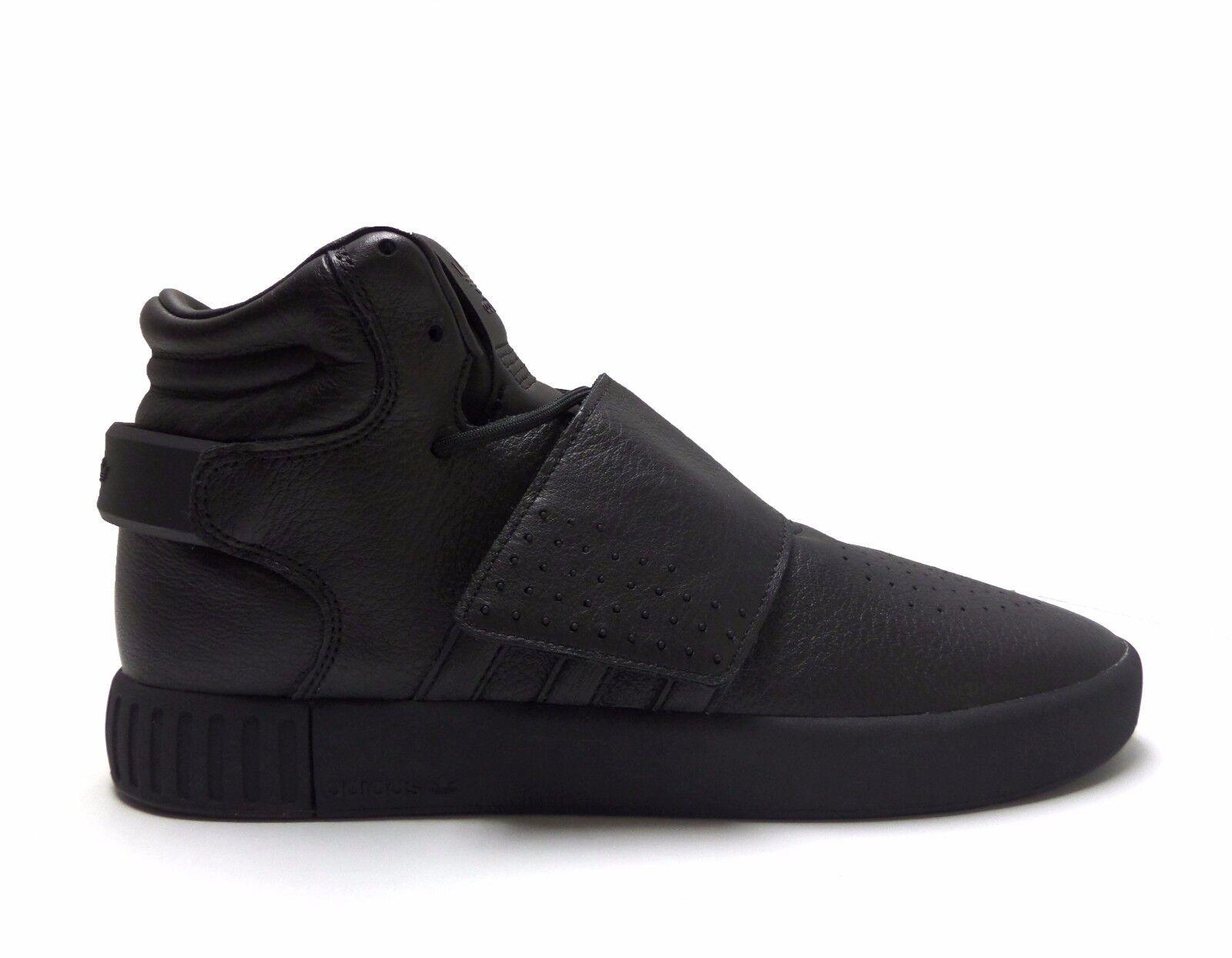 85af9886fe7e Adidas Originals Men s TUBULAR INVADER STRAP Shoes Black BW0871 a hot sale