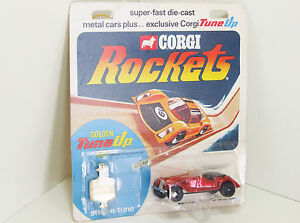 Corgi Rockets 921 Morgan Plus 8