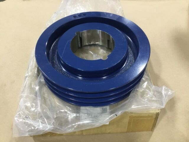 No Name 4-Groove Sheave Pulley 250 4 SPB 3020 New