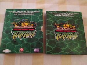 Las-tortugas-Ninja-Teenage-Mutan-Turtles-Serie-Completa-5-x-DVD-Espanol