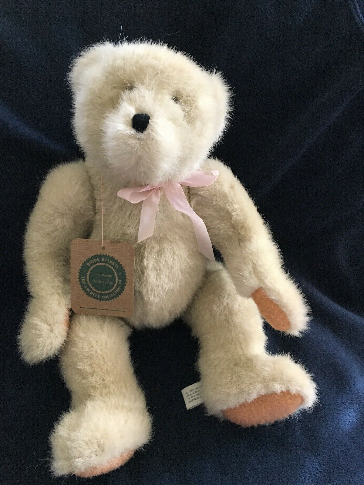 Boyds Collection Early Himalayan Dancing Bear HONEYPOT with WT RARE