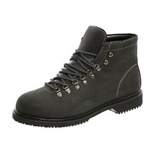 Taille 46 8284 Sfc Chaussures 885999037639 12 Alpine Leather Nouveau Hommes Pour Crews 99 Black 041wa18qv