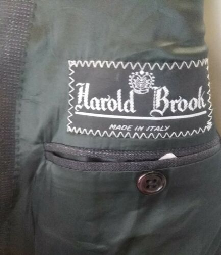 Harold 50 Uomo Brook Taglia Giacca ZHUqBwCT