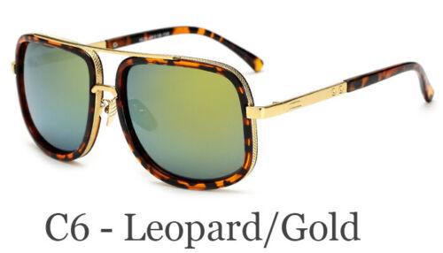 Big Frame Sunglasses Large Men Square Glasses Wide Head Retro Oversized Lens