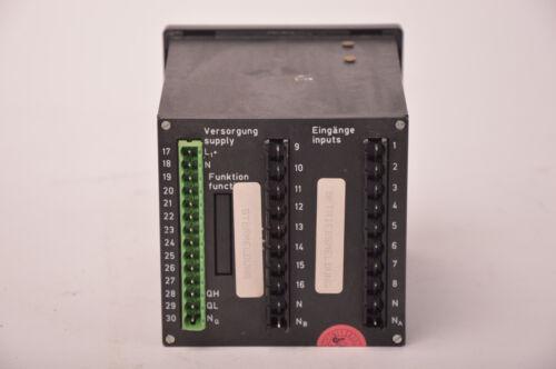 EES Störcontroller SSM16A Regler Meldebaustein 842