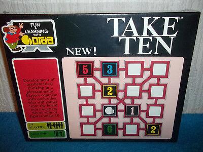 NEW /& SEALED - DEVELOP MATHEMATICAL THINKING TAKE TEN RARE ORDA 1974
