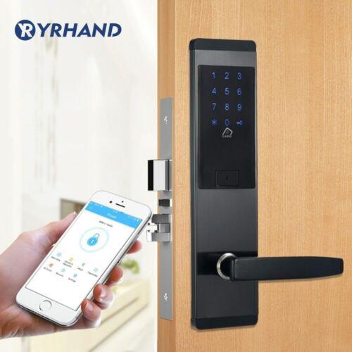 La sécurité électronique Serrure Porte App WiFi Smart Écran Tactile Code Numérique Keypad