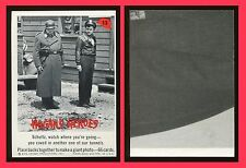 1965 Hogan's Heroes #13 Schultz, Watch Where You're Going... EXCL **AA-6560**