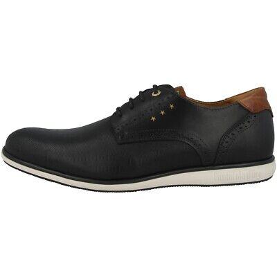 Frugale Pantofola D Oro Sangro Uomo Low Cut Scarpe Da Uomo Scarpe Basse Black 10183009.25y-mostra Il Titolo Originale