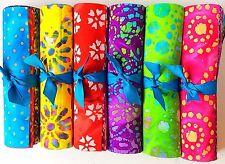 """40 Batik  pre cut Layer Cake 10 """" squares 100% cotton fabric quilt"""