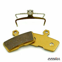 Plaquettes De Freins Avid Code R Métalliques - Avid Code R Metal Pads