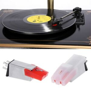 Phonograph-Cartridge-Pick-Up-Stylus-Vinyl-Record-Turntable-Player-Stereo-Ceramic
