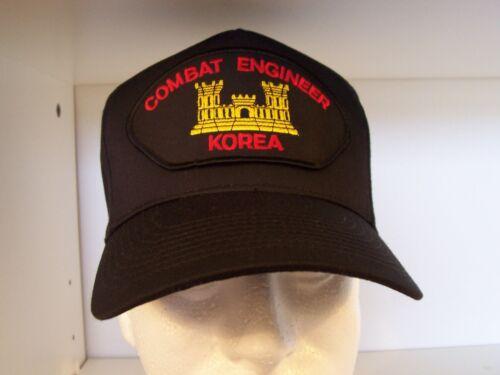 #1688 Korea Combat Engineer Ballcap Cap Hat