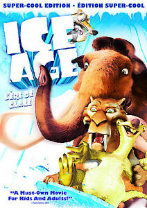 Ice-Age-DVD-2006-2-Disc-Super-Cool-Canadian-Edition-En-French-Sp-READ