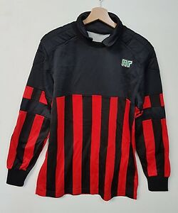 NR-Maglia-calcio-Portiere-Milan-vintage-80-shirt-camiseta-soccer-Milan-NR