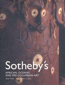 Sotheby-039-s-African-Oceanic-amp-Pre-Columbian-Art-2004-HB