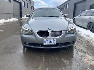 2006 BMW Série 5 xi