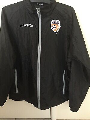 NEW MEN'S SPORTS Rain Jacket Football Soccer Adidas Core