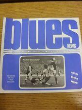 11/09/1973 Birmingham City v Chelsea  . Bobfrankandelvis the sellers of the item