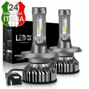 KIT-LED-H4-6000K-FULL-CANBUS-XENON-12000LM-LUMEN-LAMPADE