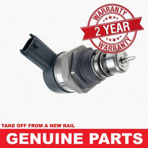 Regulador de presión Common Rail DRV Bosch 0281002507 Alfa Romeo Fiat Opel LANCIA