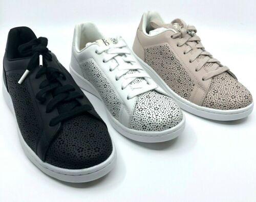 ED Ellen DeGeneres Leather Lace-up Sneakers Choose Size /& Color! Chaperf