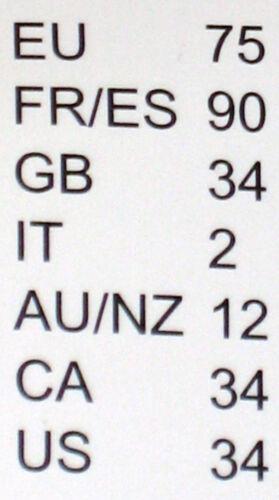 AE 2-52 TRIUMPH push-up Reggiseno Aurora Sensation WHU BLU NUOVO International sizes