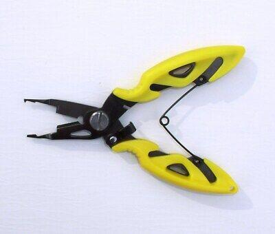 Spro Titanium Micro Splitring Pliers 12 cm Sprengringzange Zange