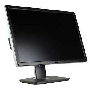 Dell-U2312HMt-23-034-TFT-Monitor-1920-x-1080-DVI-VGA-DIsplayPort-USB-Hub-Pivot
