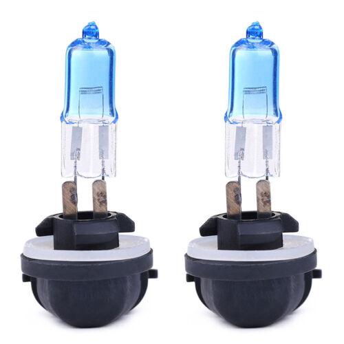 2x 881 12V 37.5W Super White Halogen Upgrade Fog Light Bulb 886 889 894 896 898