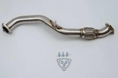 1320 Performance 60mm Stainless Front Pipe for Civic 1.5L Turbo 16-17