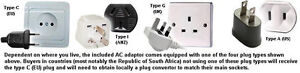 Replacement AC Adaptor for Technolink/TEC/TCC Phono Preamps