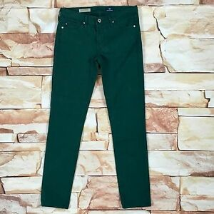 AG-Adriano-Goldschmied-Womens-THE-STEVIE-ANKLE-Slim-Straight-Ankle-size-25
