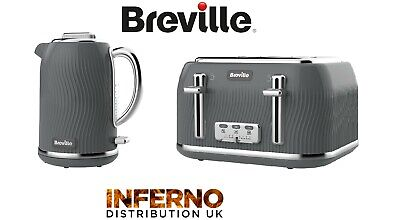 Breville Flow Slate Grey Kettle VKT092