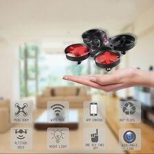 Mini Quadcopter Drone 2.4G RC UFO Kopflose 4CH 6-Achsen LED Licht Fliege mit Cam