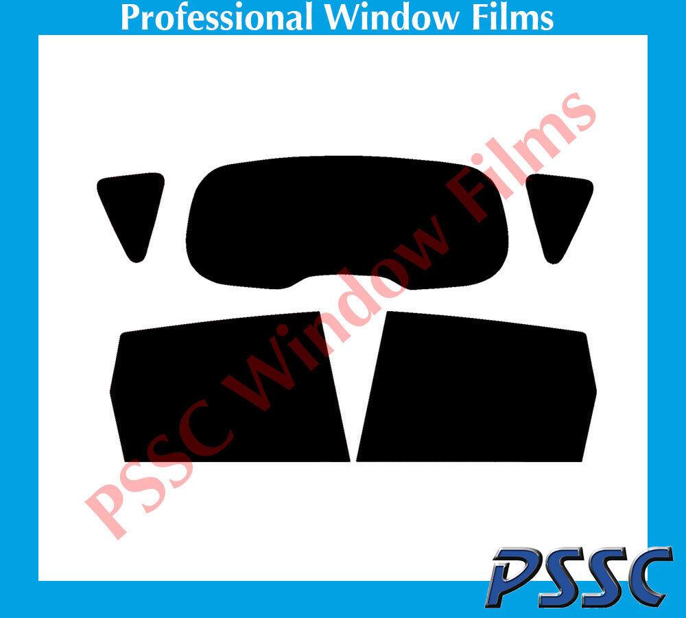 PSSC Pre Cut Rear Car Window Films - Renault Scenic III 5 Door 2005-2016