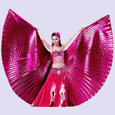 Egyptian Egypt Wings Belly Dance Costume Isis Wings LOW PRICE (not with stick)