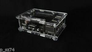 Details about Odroid C2 acrylic case – box 2 Model M2 trans