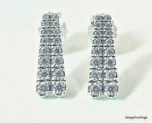 Image Is Loading New Tags Authentic Pandora Earrings Shooting Stars Studs